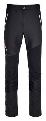 ORTOVOX COL BECCHEI PANTS M black raven pánské skialpové kalhoty
