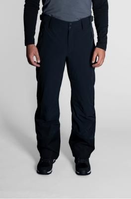 STÖCKLI SKIPANT FULL ZIP black pánské lyžařské kalhoty 20/21 Stöckli