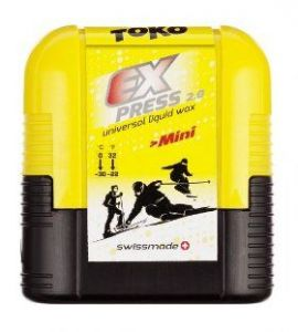 TOKO EXPRESS MINI tekutý vosk 75 ml