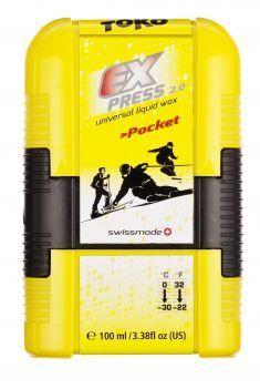 TOKO EXPRESS POCKET tekutý vosk 100 ml