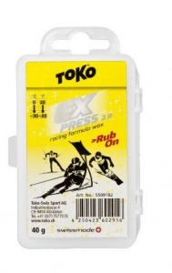 TOKO EXPRESS RACING RUB-ON vosk 40 g