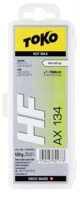 TOKO HF HOT WAX AX134 fluorový vosk 120 g