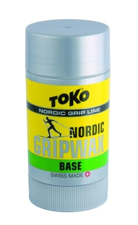 TOKO NORDIC GRIPWAX BASE GREEN 5508750 vosk 27 g