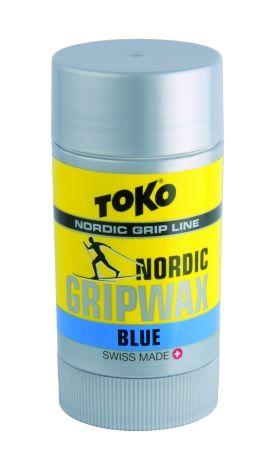 TOKO NORDIC GRIPWAX BLUE vosk 27 g