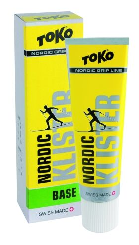 TOKO NORDIC KLISTER BASE GREEN 5508740 klistr 55 g