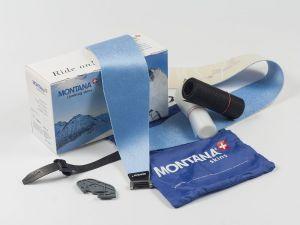 MONTANA MONTASPRINT 130 mm SKI CLAMP skialpové pásy