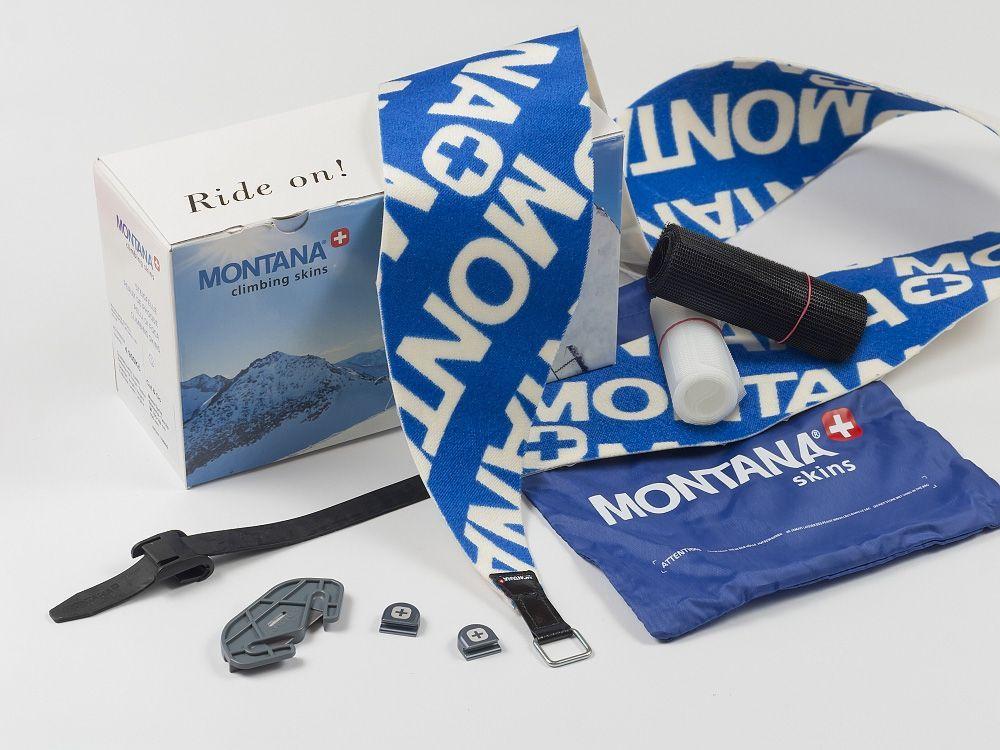 MONTANA MONTANYL 130 mm SKIPIERCING skialpové pásy