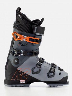 K2 RECON 100 MV GRIPWALK pánské sjezdové boty gray/blk orange