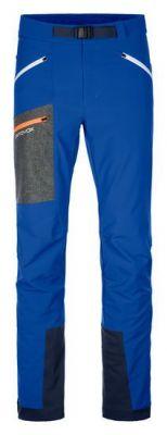 ORTOVOX CEVEDALE PANTS M pánské skialpové kalhoty just blue