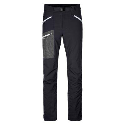 ORTOVOX CEVEDALE PANTS M pánské skialpové kalhoty black raven