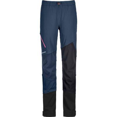 ORTOVOX COL BECCHEI PANTS W dámské skialpové kalhoty blue lake 20/21 | S, M