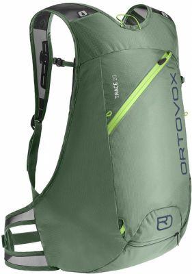 ORTOVOX TRACE 20 skialpový batoh green isar