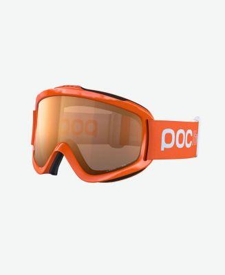 POC POCito IRIS dětské sjezdové brýle zink orange