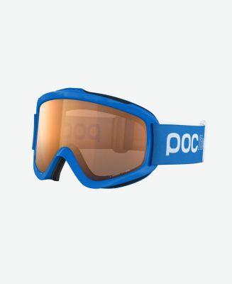POC POCito IRIS dětské sjezdové brýle fluorescent blue