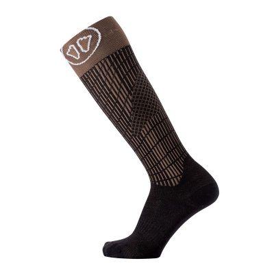 SIDAS SKI MERINO lyžařské ponožky brown