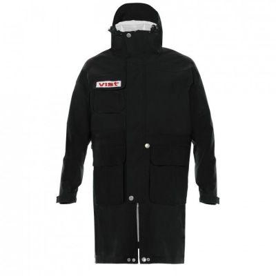 VIST RAIN COAT pláštěnka black