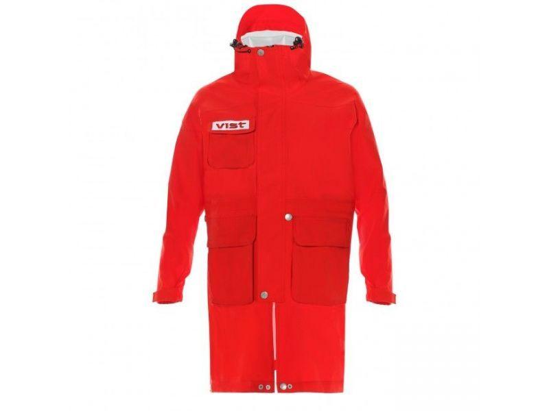 VIST RAIN COAT pláštěnka ruby 20/21
