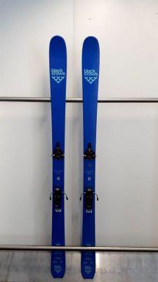 BLACK CROWS OVA testovací skialpové lyže + vázání FRITSCHI Xenic + pásy MONTANA Montamix 20/21