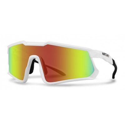 HATCHEY APEX white cyklistické brýle