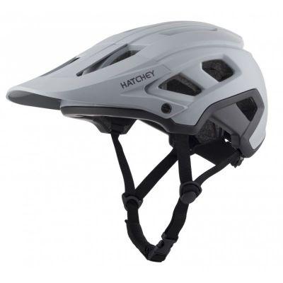 HATCHEY CONTROL grey cyklistická helma    S, M, L, XL