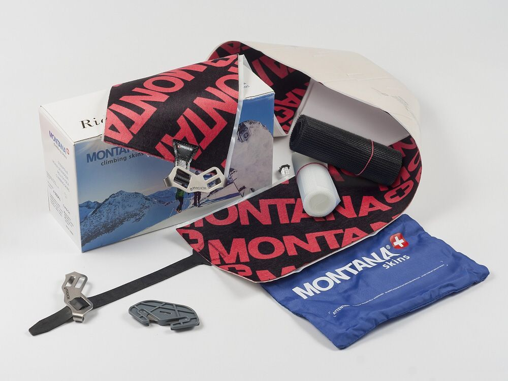 MONTANA SPLITBOARD MONTAMIX 160 mm splitboardové pásy