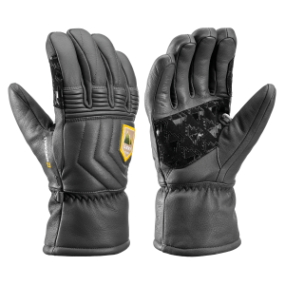 LEKI MARBEC 3D lyžařské rukavice graphite 21/22 | 7, 8, 9, 11