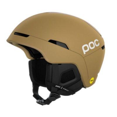 POC OBEX MIPS lyžařská helma Aragonite Brown Matt 21/22 | XS-S (50-56 cm), M-L (54-59 cm)