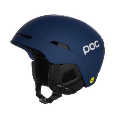 POC OBEX MIPS lyžařská helma Lead Blue Matt 21/22 | M-L (54-59 cm), XL-XXL (56-61 cm)