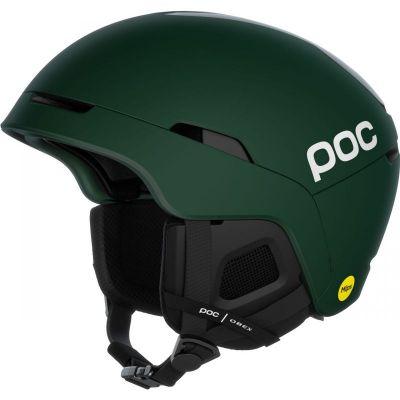 POC OBEX MIPS lyžařská helma Moldanite Green Matt 21/22 | M-L (54-59 cm), XL-XXL (56-61 cm)