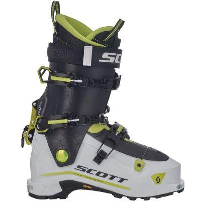 SCOTT COSMOS TOUR skialpové boty white/yellow 21/22 | 26, 26,5, 27, 27,5, 28, 28,5, 29, 29,5, 30, 31, 31,5