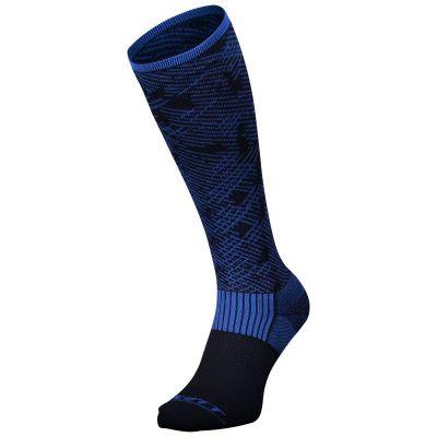 SCOTT MERINO CAMO ponožky skydive blue/dark blue 21/22 | M, L, XL