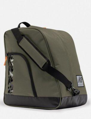 K2 BOOT BAG vak na boty green 21/22