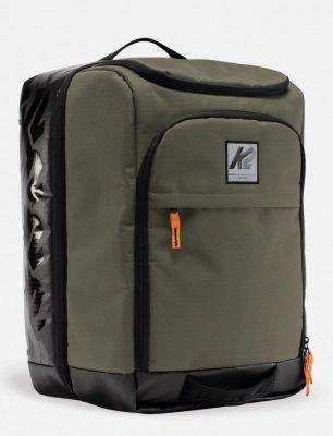 K2 BOOT LOCKER batoh/vak na boty green 21/22