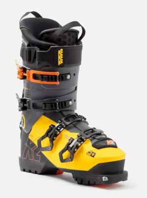 K2 MINDBENDER 130 pánské sjezdové boty yellow/black 21/22   25,5, 26,5, 27,5, 28,5, 29,5, 30,5