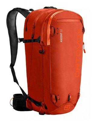 ORTOVOX ASCENT 32 skialpový batoh desert orange 21/22