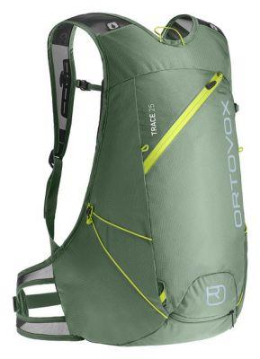 ORTOVOX TRACE 25 skialpový batoh green isar 21/22