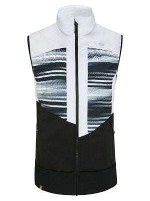 ZIENER NIYA LADY dámská vesta black stripe 21/22   38, 40, 42