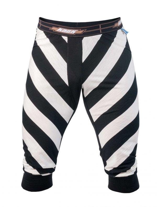 KASK LONGJOHN 160 3/4 funkční kalhoty zebra