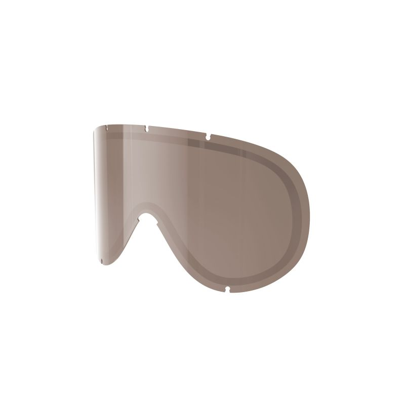 POC RETINA SPARE LENS náhradní sklo NXT Photochromatic brown silver mirror