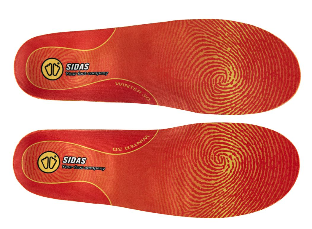 SIDAS WINTER 3D vložky do bot
