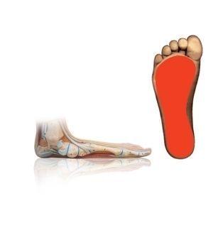 SIDAS WINTER 3FEET LOW sportovní vložky