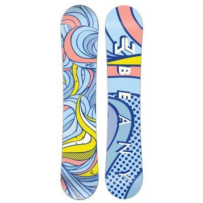 BEANY PASTA dětský snowboard 17/18
