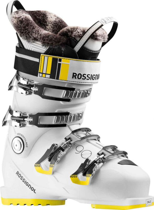 ROSSIGNOL PURE PRO 90 W dámské sjezdové boty white 17/18