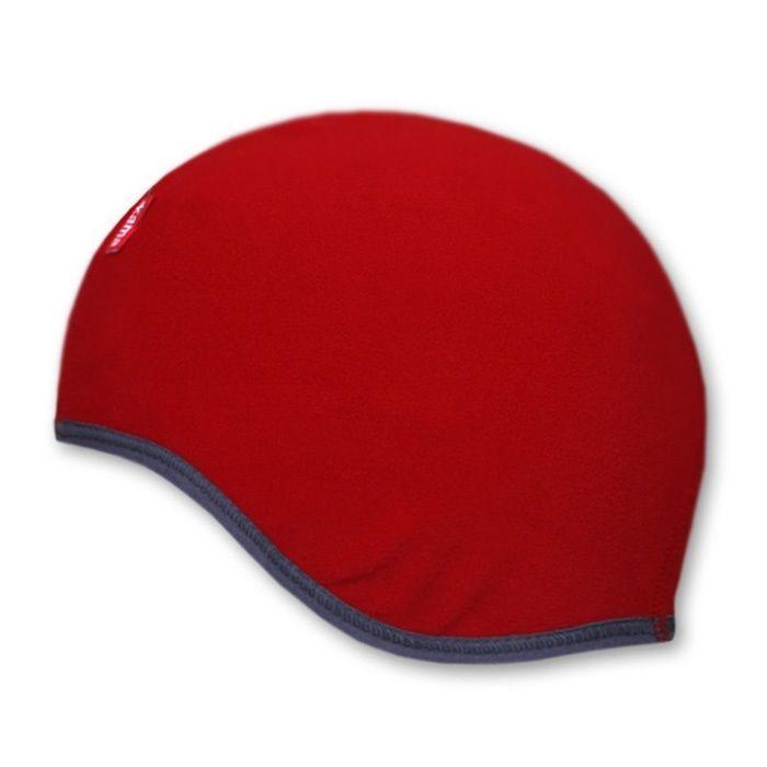 KAMA A01 čepice pod helmu červená