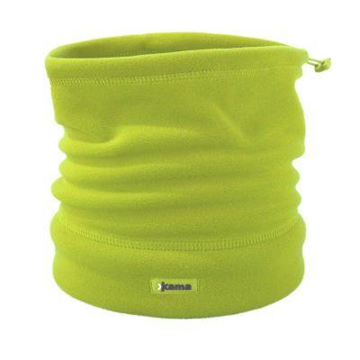 KAMA A14 fleecový nákrčník a čepice zelená