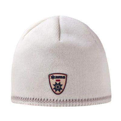 KAMA AW54-101 pletená čepice bílá