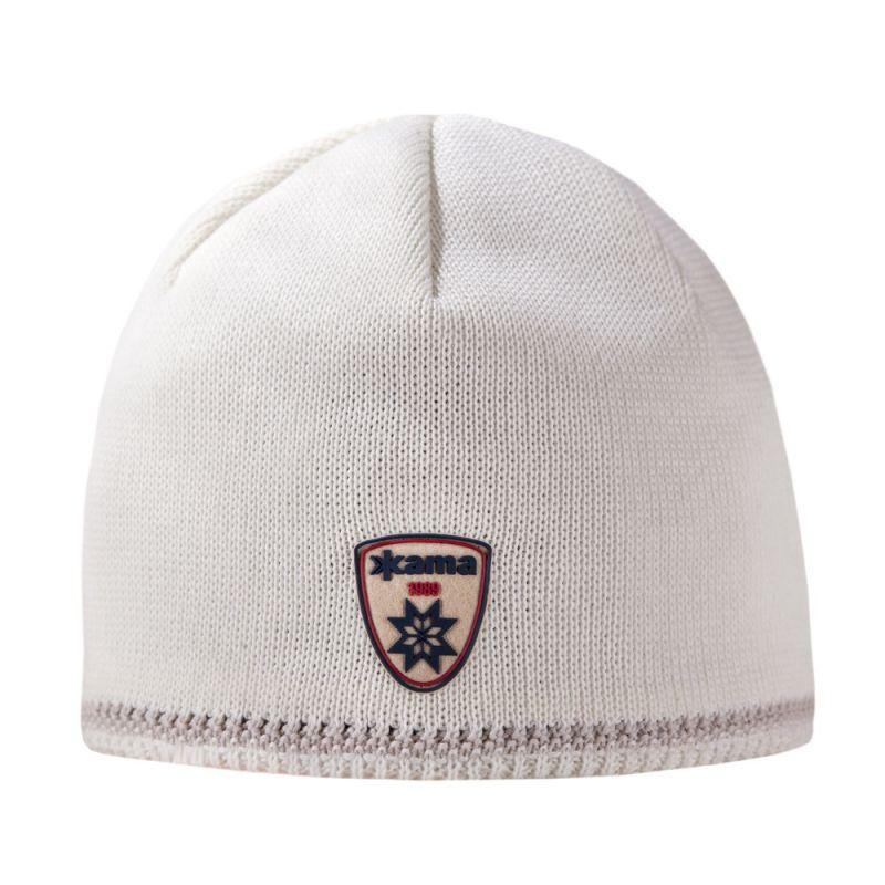 KAMA AW54 pletená čepice bílá