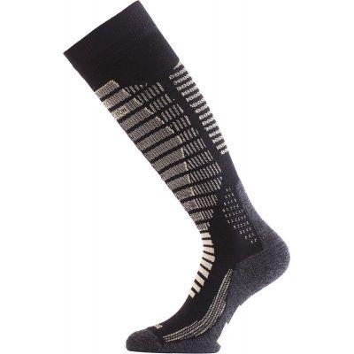 LASTING SWR lyžařské ponožky černá