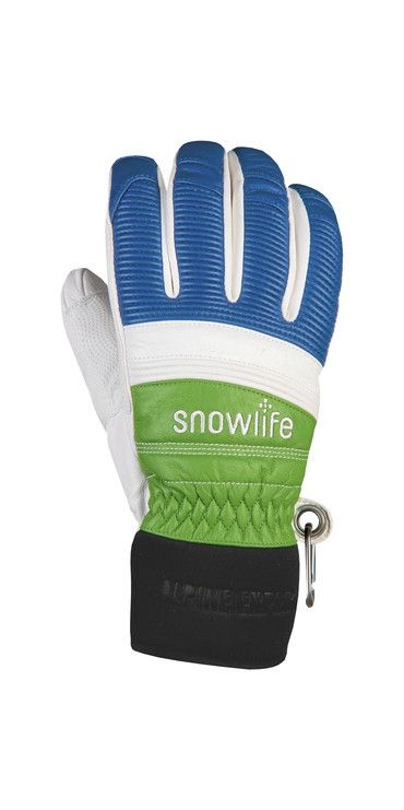SNOWLIFE CLASSIC LEATHER GLOVE 123620-816 pánské rukavice