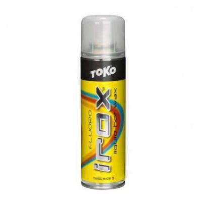 TOKO IROX FLUORO vosk 250 ml